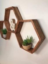 63 malta round wood wall shelf 16