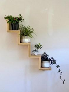 63 malta round wood wall shelf 45