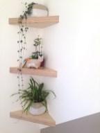 63 malta round wood wall shelf 58