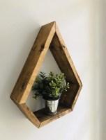 63 malta round wood wall shelf 6