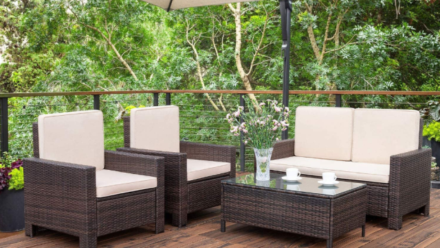 40 The Importance Of Balcony Furniture For Your Comfort