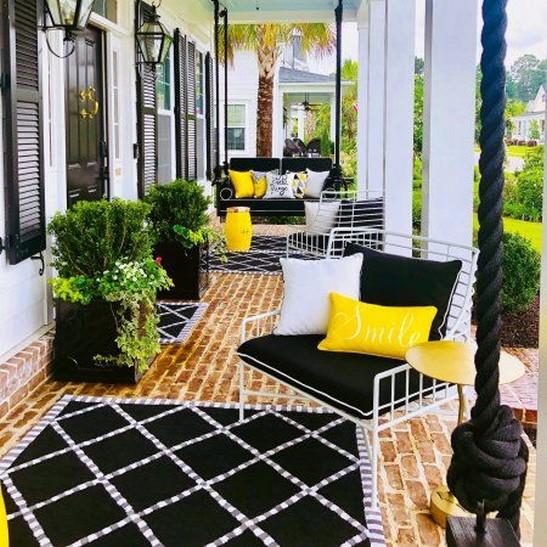10 Garden Patio Design Home Decor 16