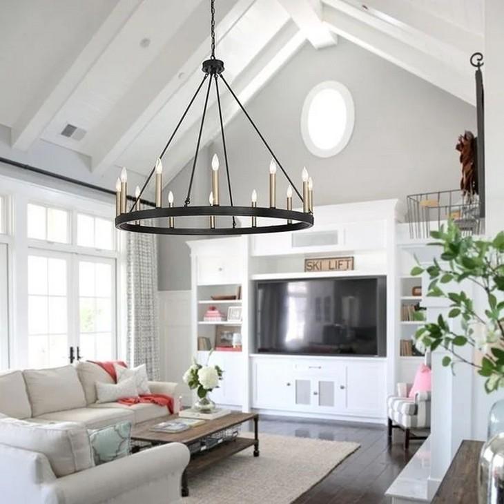 11 Living Room Lighting – Home Decor 28