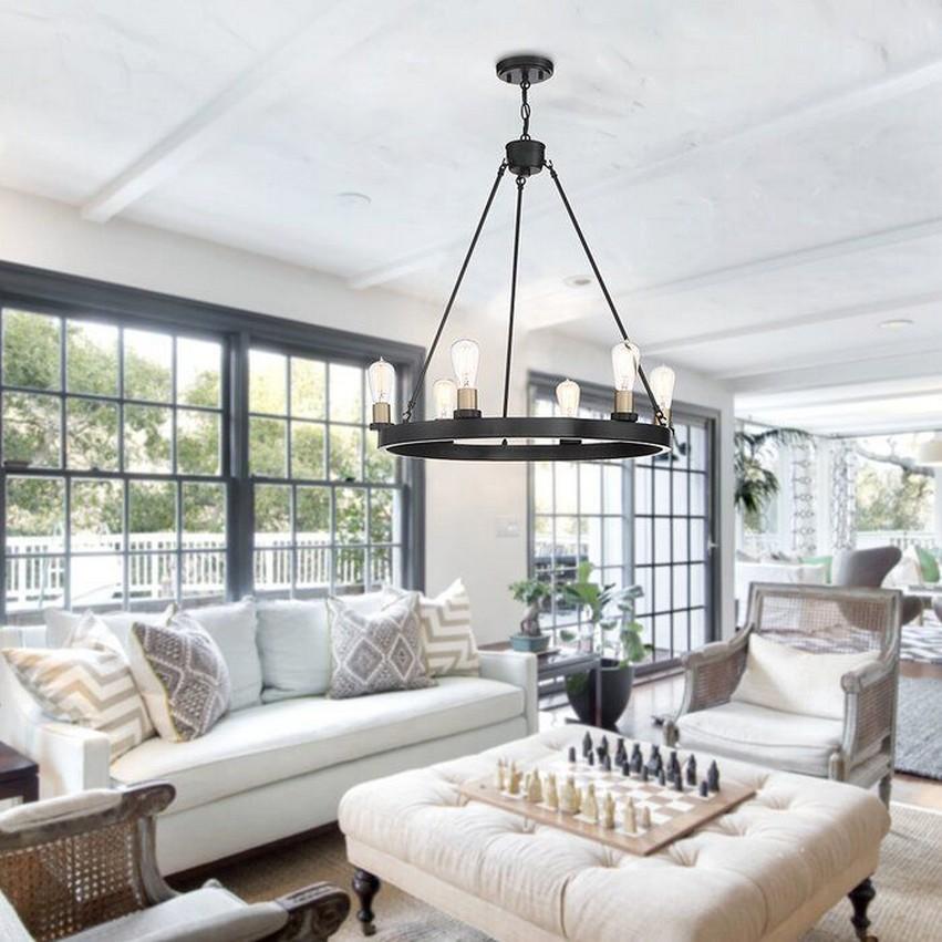 11 Living Room Lighting – Home Decor 38
