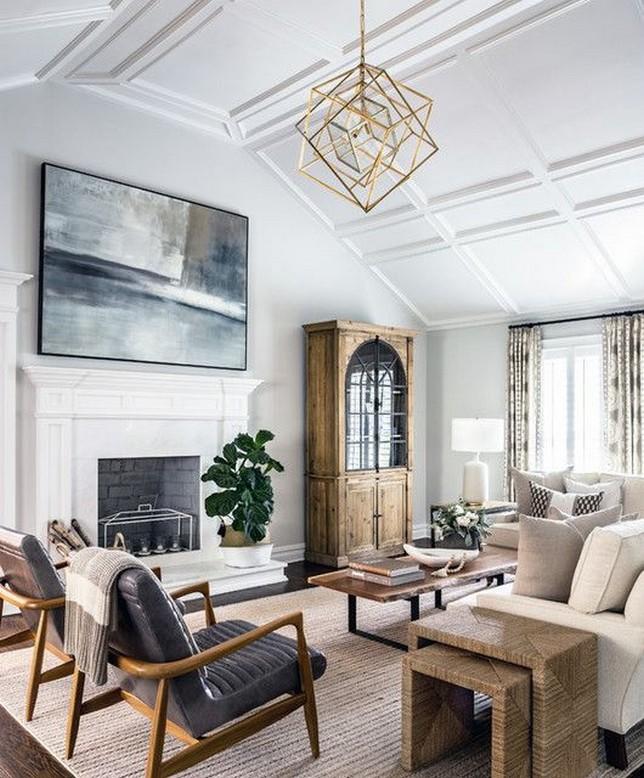 11 Living Room Lighting – Home Decor 46
