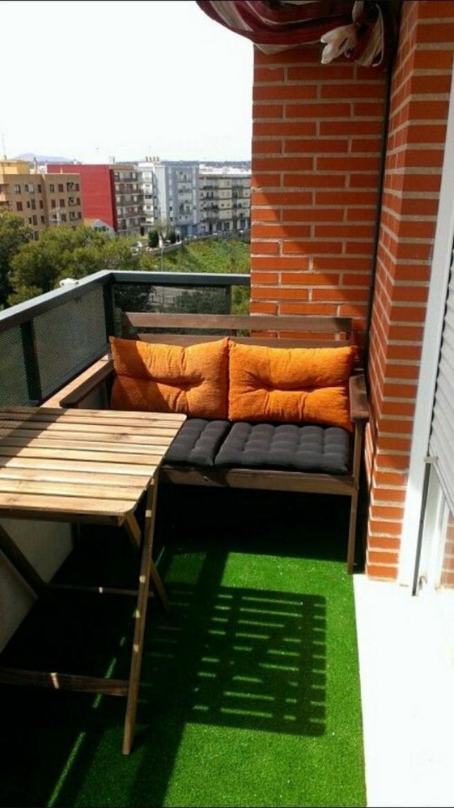 12 Apartment Balcony Ideas – Home Decor 10