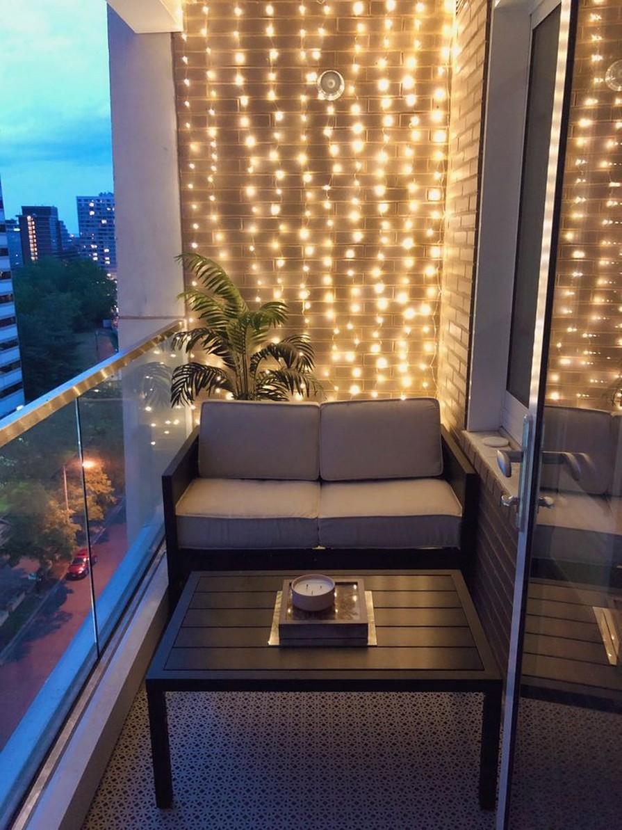 12 Apartment Balcony Ideas – Home Decor 4