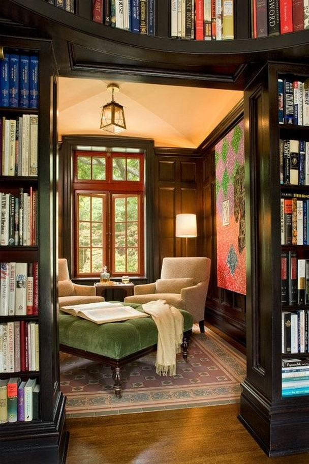 12 Home Library Furniture – Home Decor 69