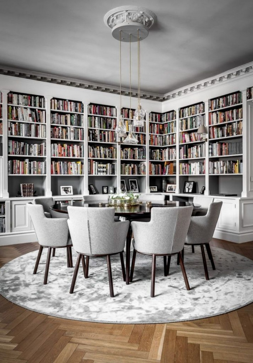 12 Home Library Furniture – Home Decor 70