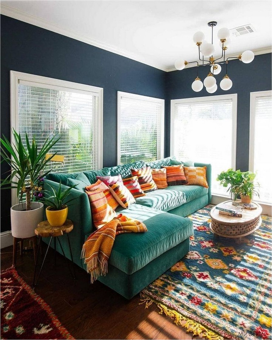 12 Living Room Paint Color – Home Decor 82