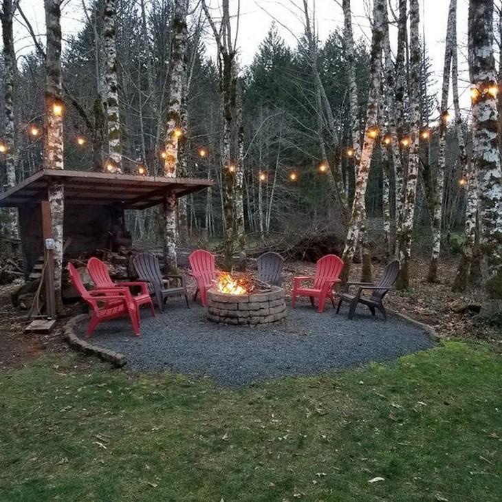 10 Backyard Fire Pits Ideas Home Decor 2