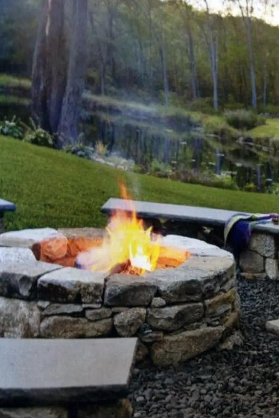 10 Backyard Fire Pits Ideas Home Decor 7