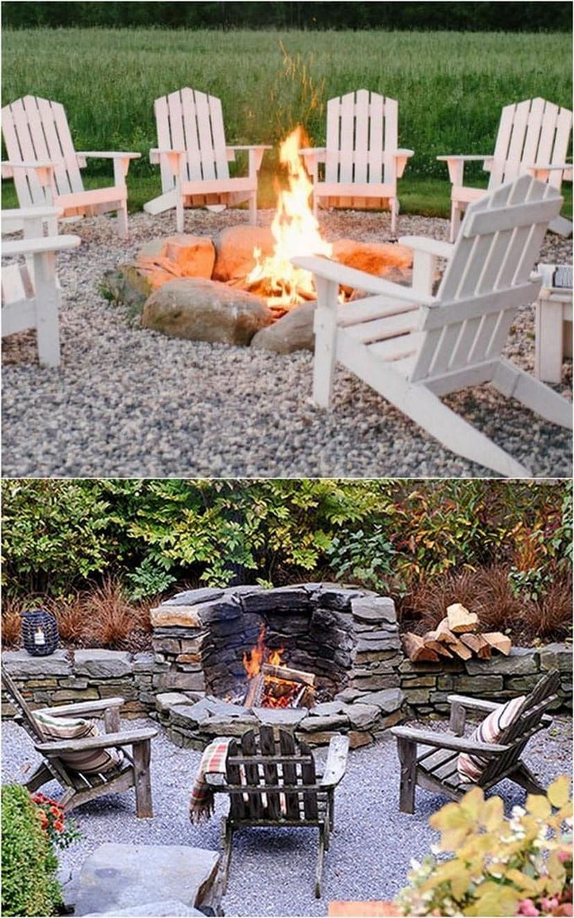 10 Backyard Fire Pits Ideas Home Decor 8
