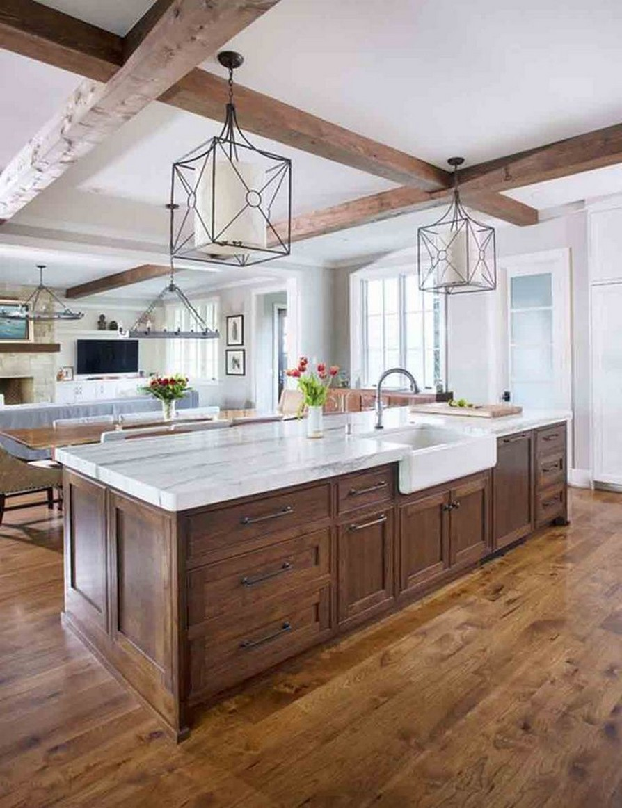 10 Farmhouse Kitchen Sinks Home Decor 6