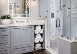 10 Luxurious Bathroom Transformations Home Decor 14