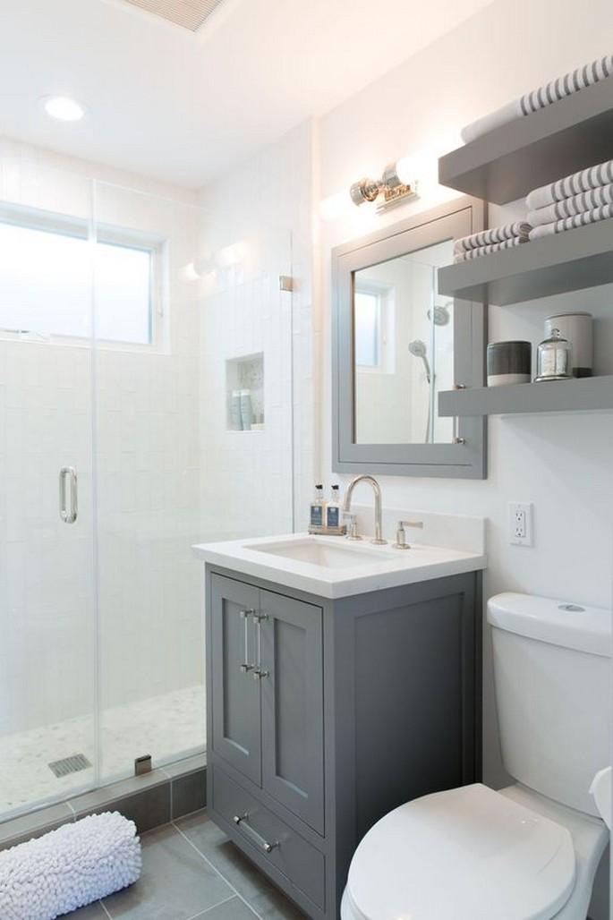 10 Luxurious Bathroom Transformations Home Decor 17