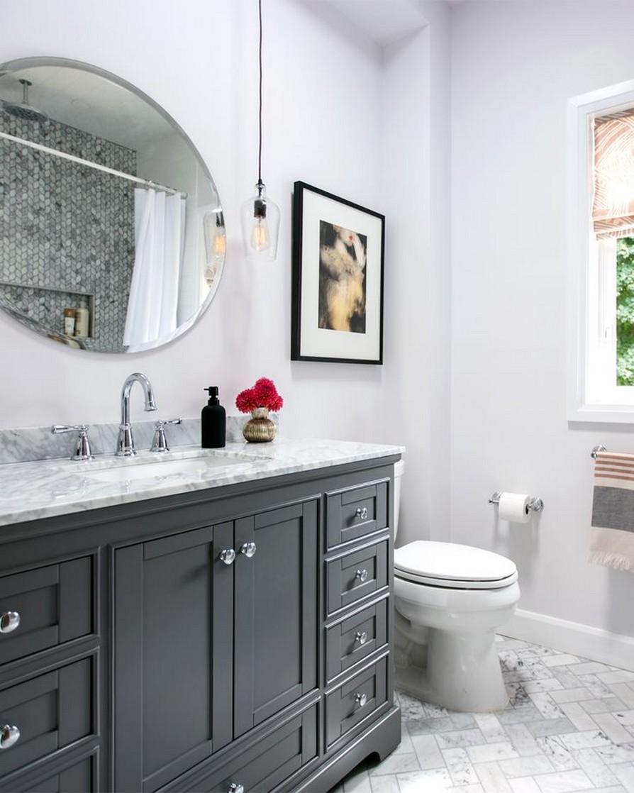 10 Luxurious Bathroom Transformations Home Decor 18