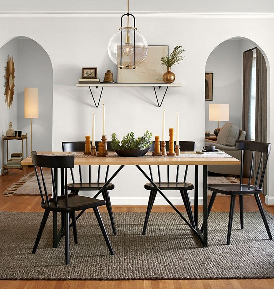 10 Modern Dining Room Table – Home Decor 11