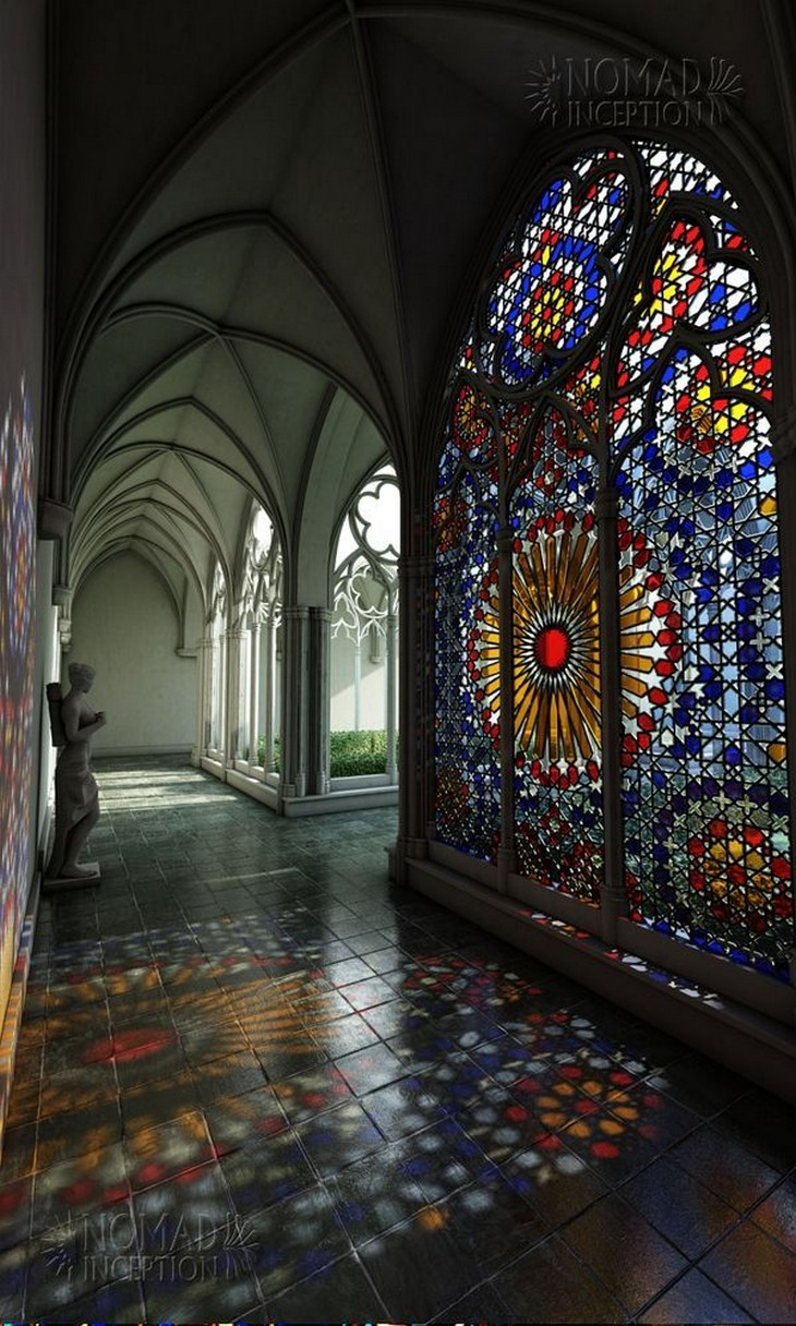 10 Stained Glass Window Patterns – Home Decor 16