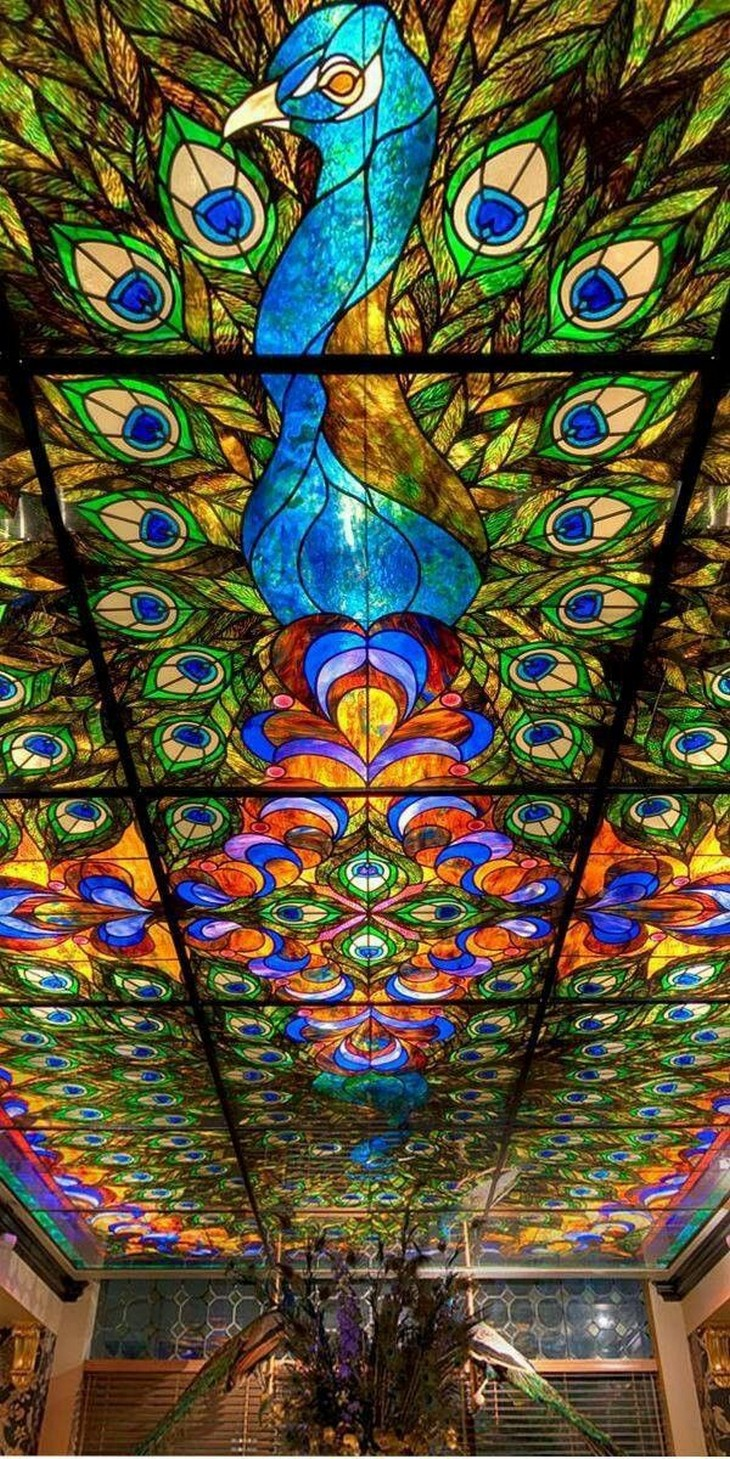 10 Stained Glass Window Patterns – Home Decor 2