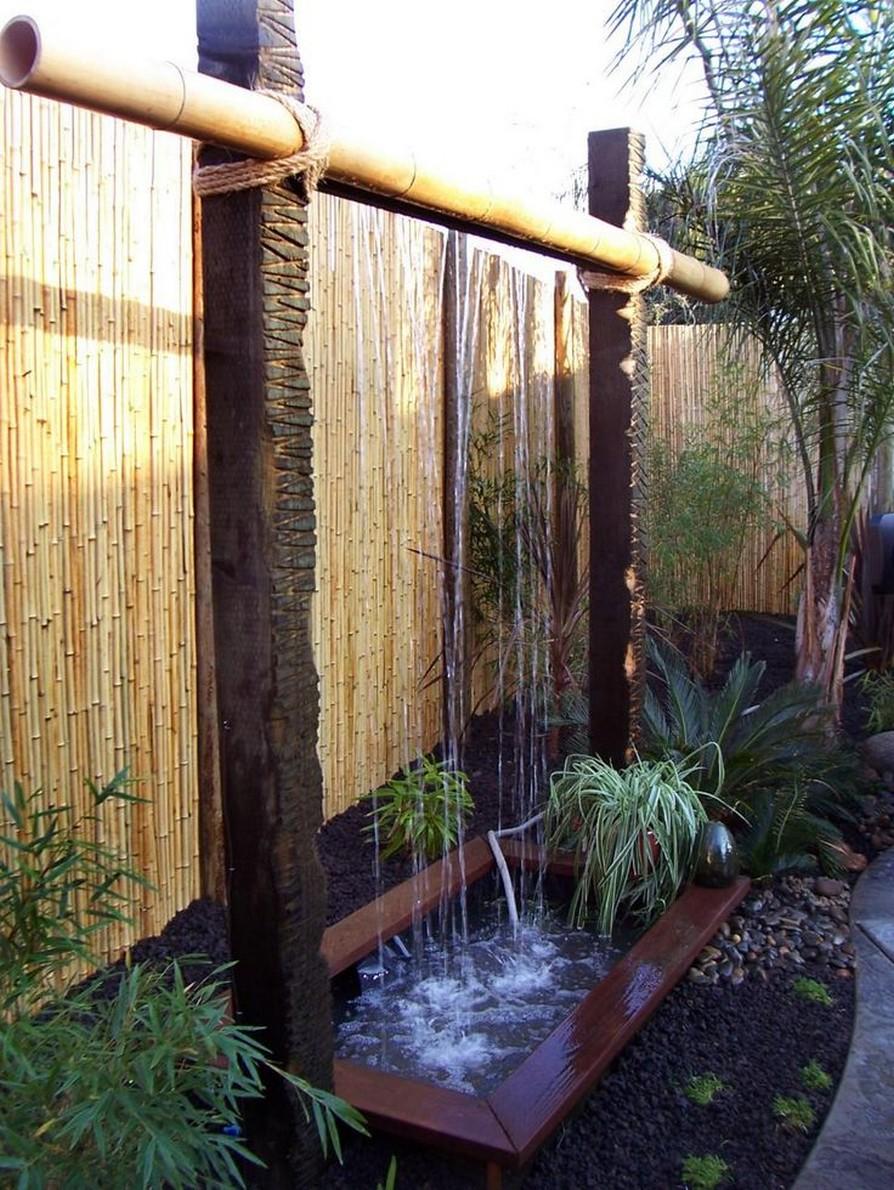 11 Delightful Garden Waterfall Home Decor 4