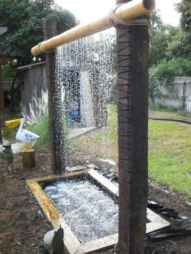 11 Delightful Garden Waterfall Home Decor 7