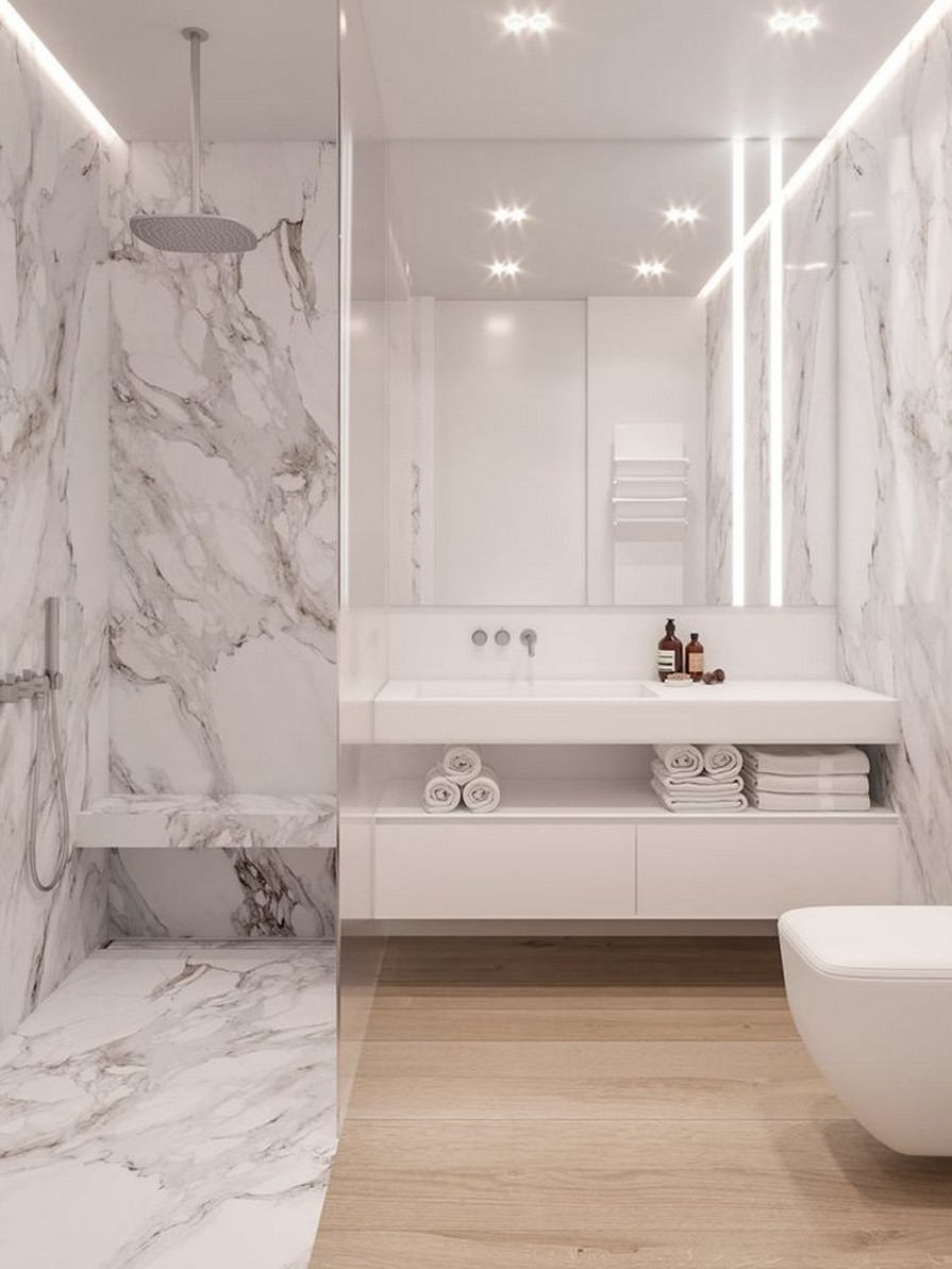 11 MOdern Bathroom Design Ideas Home Decor 65