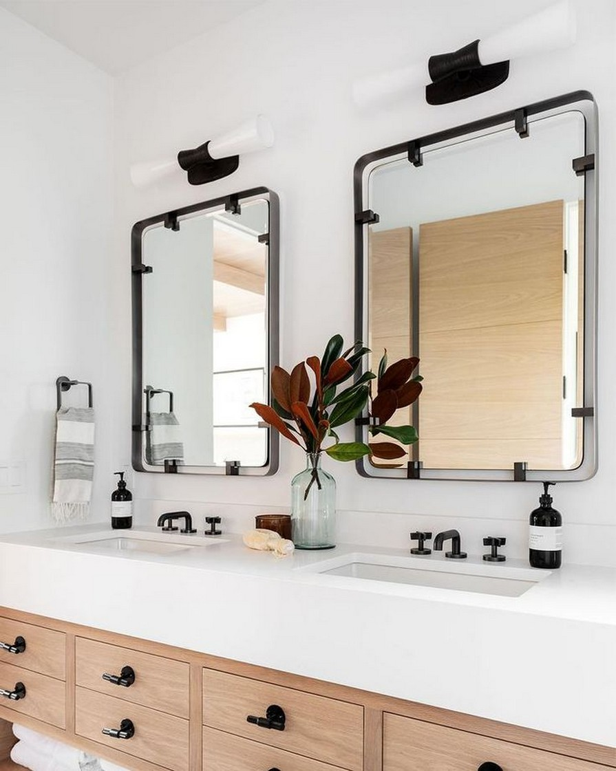 11 Modern Bathroom Remodeling Home Decor 11