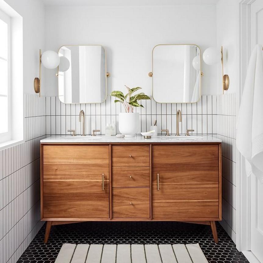 11 Modern Bathroom Remodeling Home Decor 13