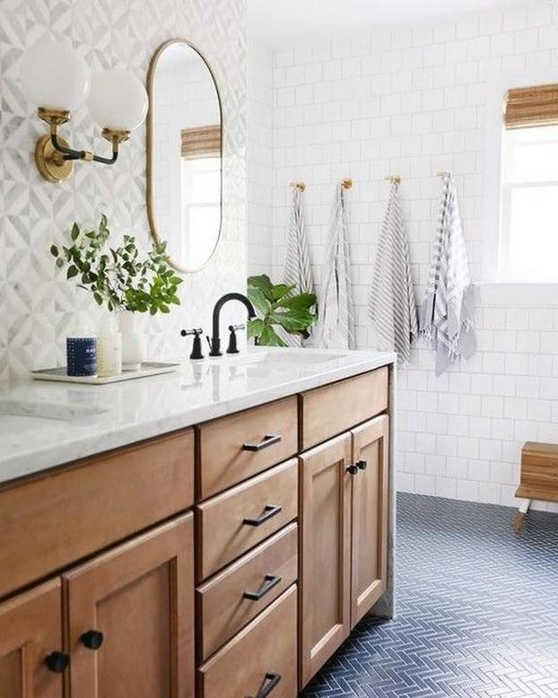 11 Modern Bathroom Remodeling Home Decor 23