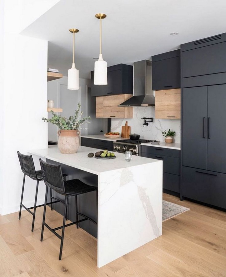 11 Small Kitchen Space & Tips Home Decor 16