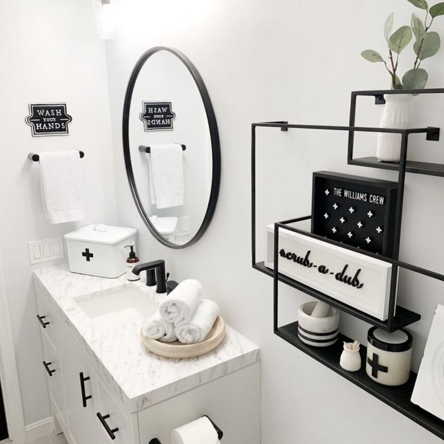 12 Bathroom Facelift Tips Home Decor 2