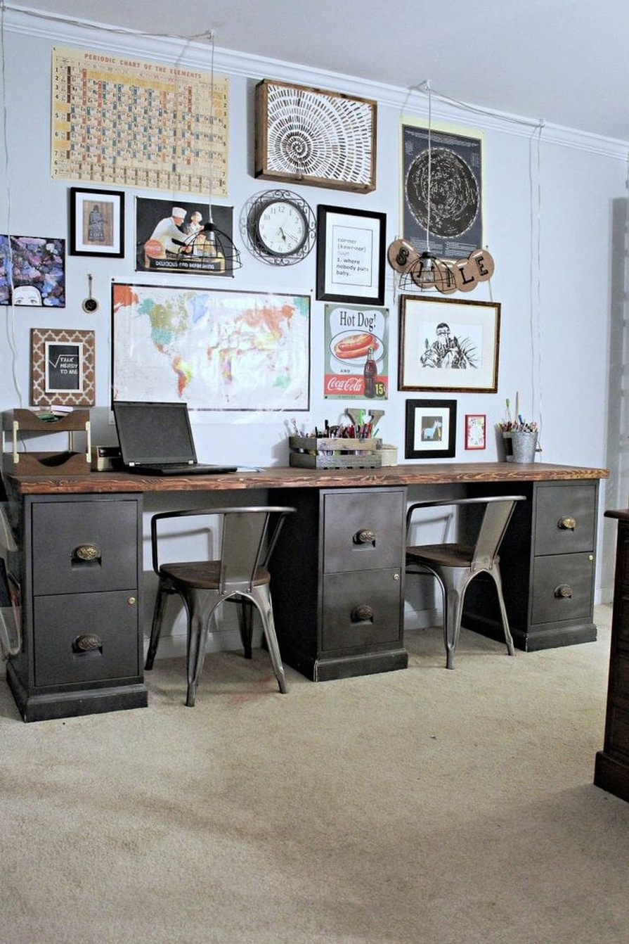 12 Creating The Perfect Work Space At Home Home Deccor 12