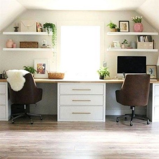12 Creating The Perfect Work Space At Home Home Deccor 2