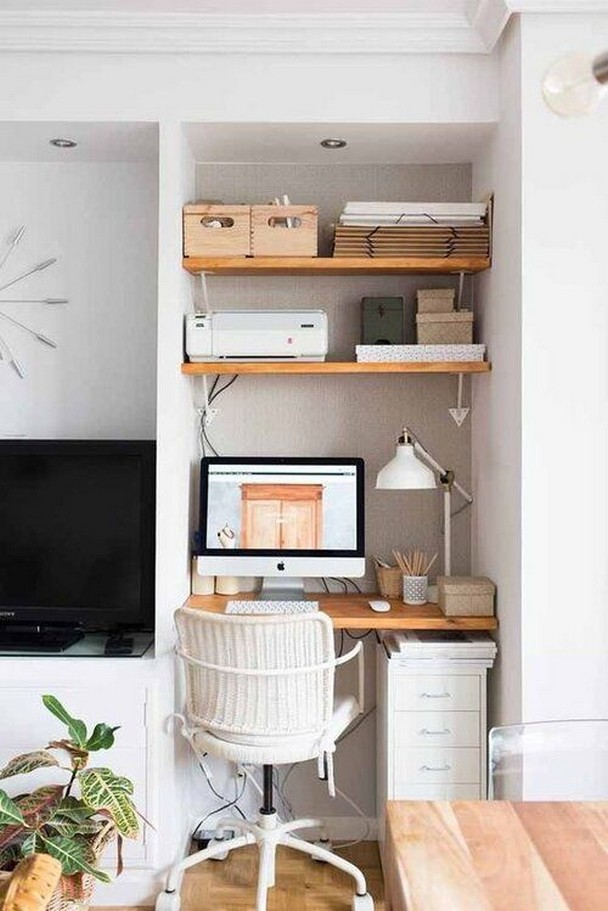 12 Creating The Perfect Work Space At Home Home Deccor 5