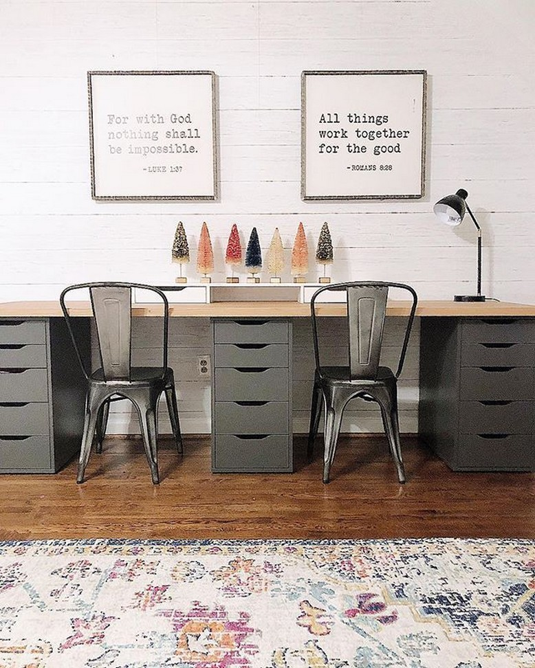 12 Creating The Perfect Work Space At Home Home Deccor 6