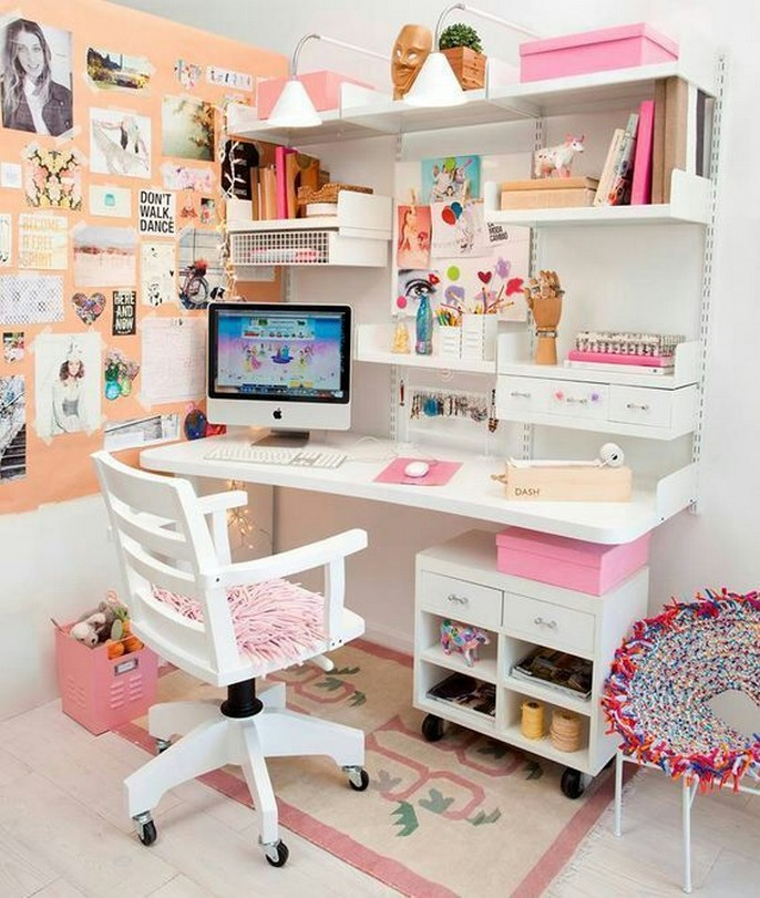 12 Small Office Decorating Ideas Home Decor 4