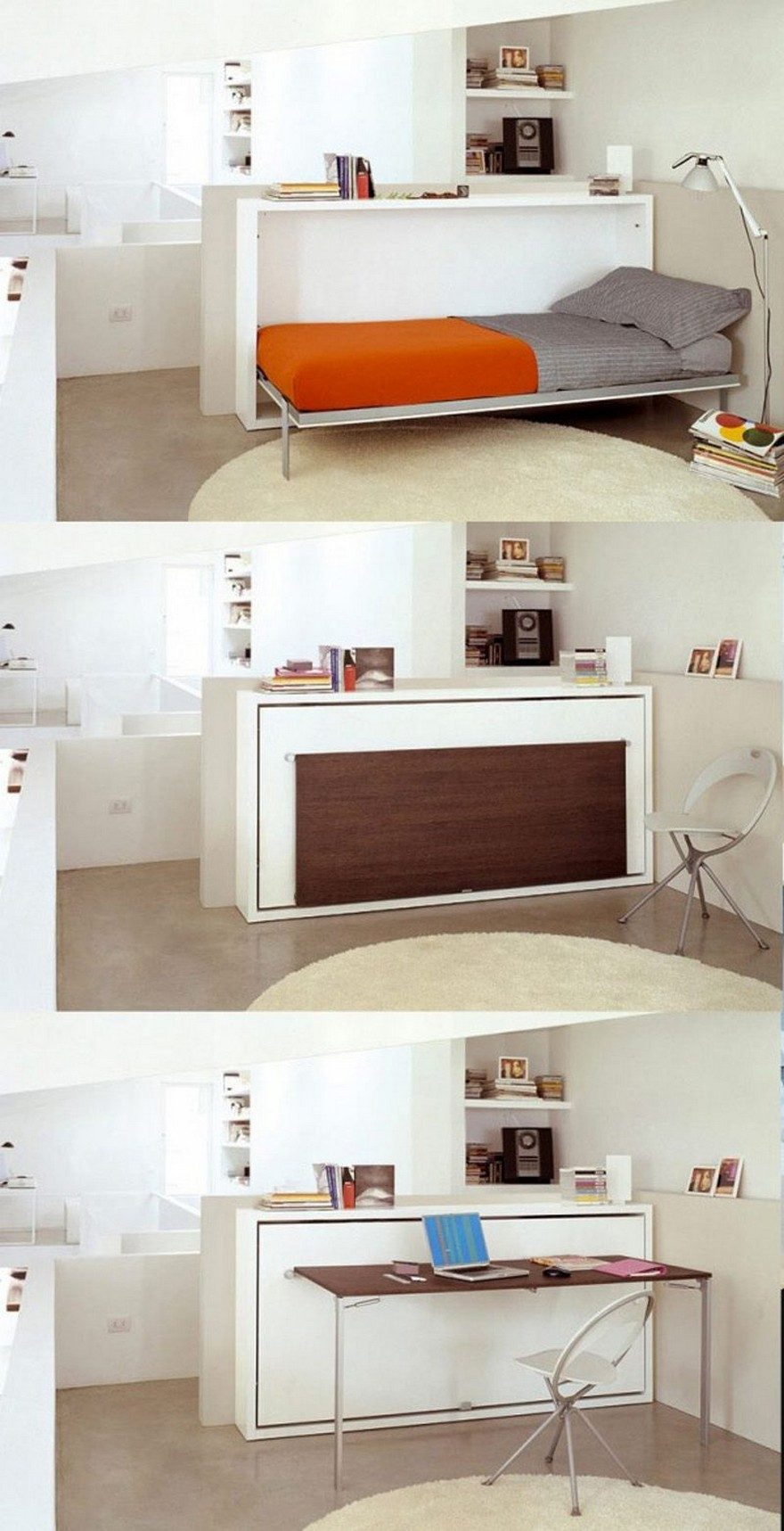 45 Space Saving Home Office Furniture – Home Decor 9