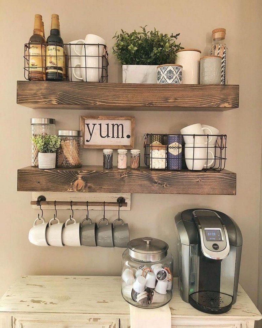 60 The Benefits Of Floating Shelves Home Decor 20