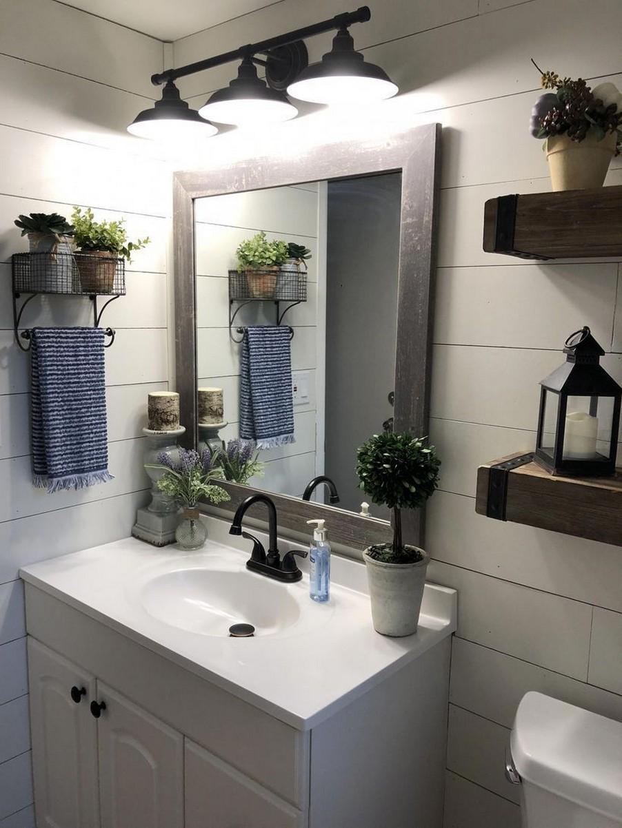 80 Bathroom Renovations Tips Home Decor 29