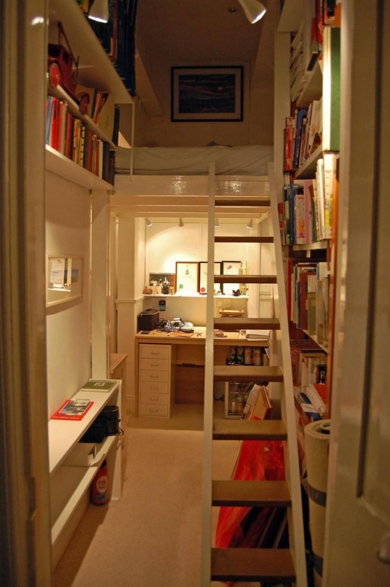 96 Study Room With Four Essentials For You Home Decor 30