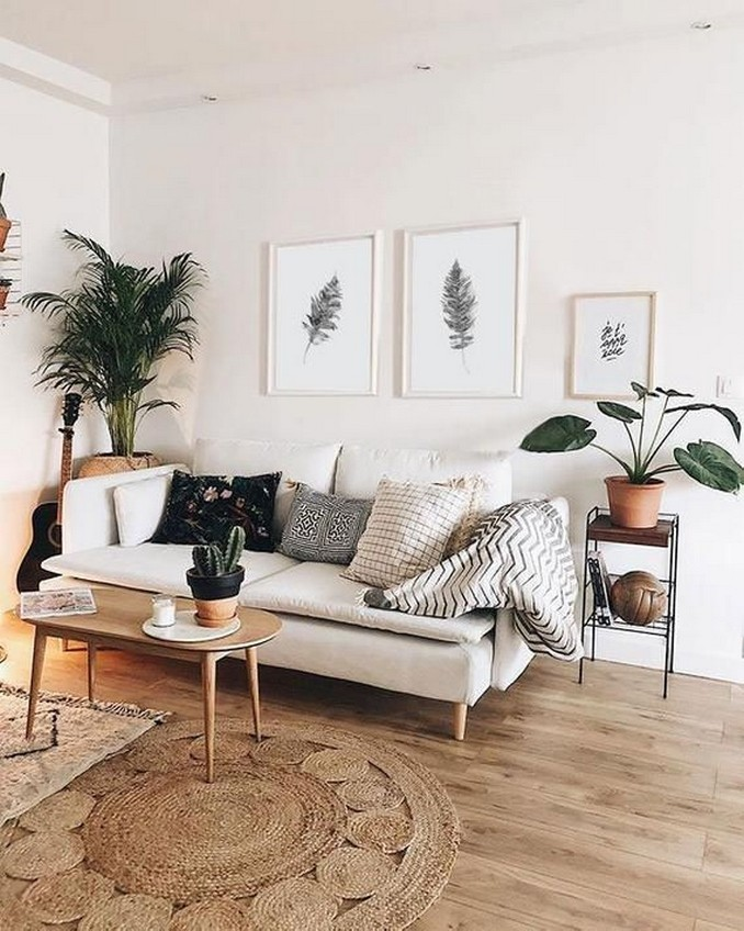 98 Living Room Decor Ideas For The Comfort Of Your Rest Home Decor 26