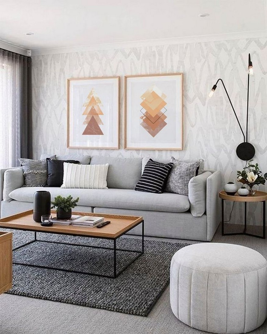 98 Living Room Decor Ideas For The Comfort Of Your Rest Home Decor 29