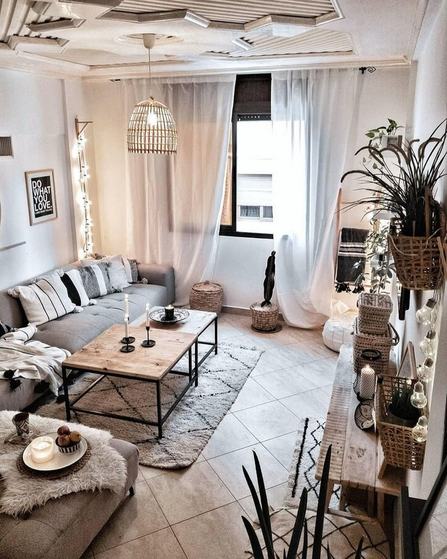 98 Living Room Decor Ideas For The Comfort Of Your Rest Home Decor 45