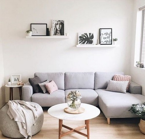 98 Living Room Decor Ideas For The Comfort Of Your Rest Home Decor 48