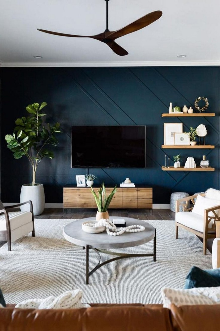98 Living Room Decor Ideas For The Comfort Of Your Rest Home Decor 6
