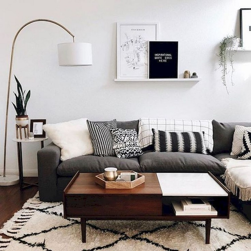 98 Living Room Decor Ideas For The Comfort Of Your Rest Home Decor 77