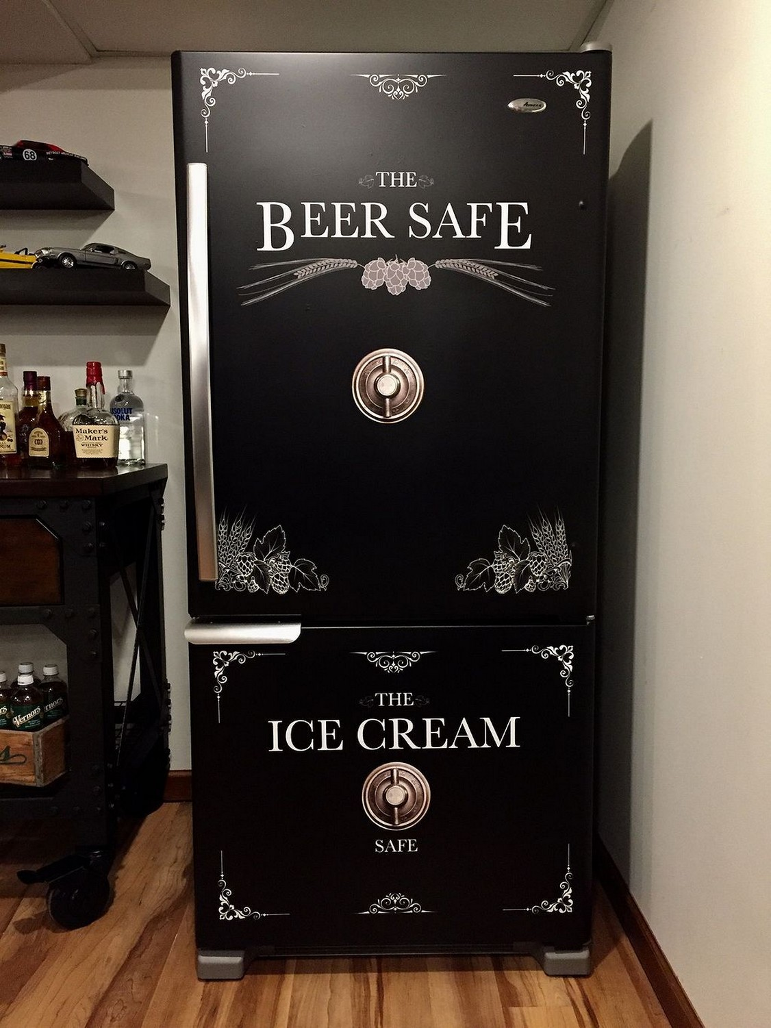 60 Man Cave Bar Ideas To Slake Your Thirst 10
