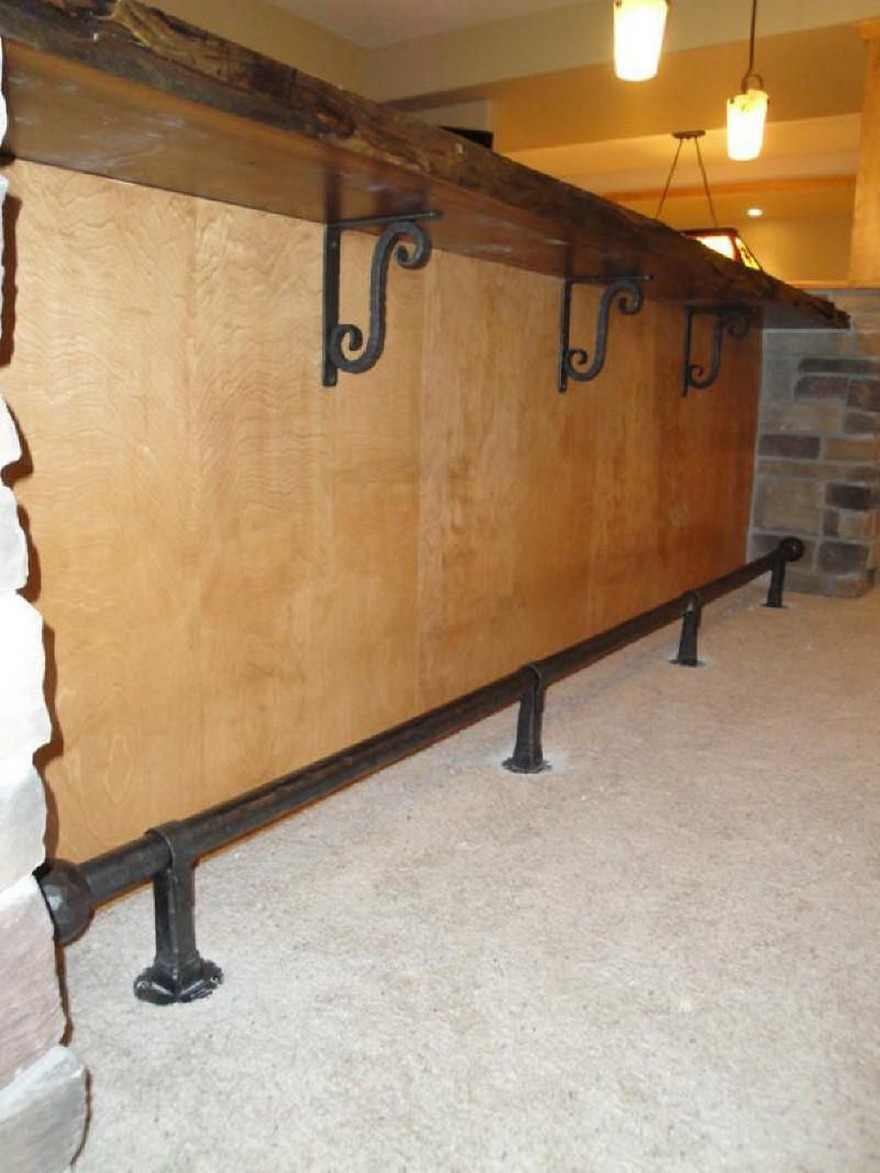 60 Man Cave Bar Ideas To Slake Your Thirst 16