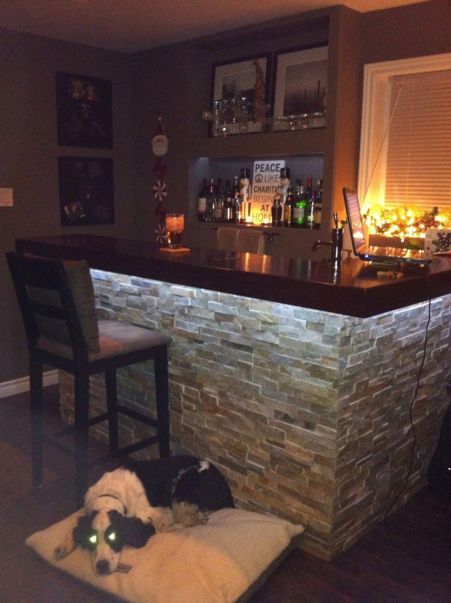 60 Man Cave Bar Ideas To Slake Your Thirst 19